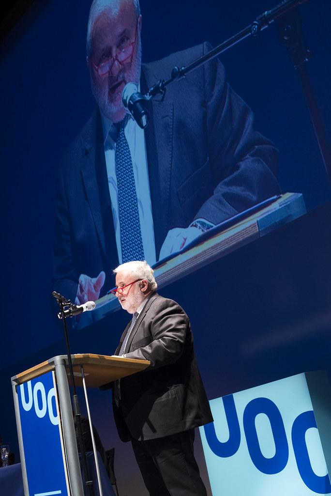 Thumbnail for Compareixença del rector de la UOC davant del Parlament de Catalunya