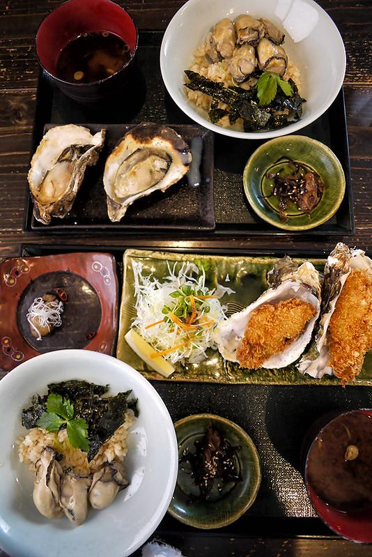 宮島牡蠣屋