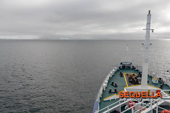 English Strait from MV Plancius