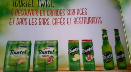 tourtel twist brasserie