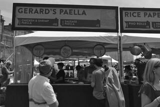 SF Street Food Festival - Gerards Paella