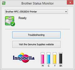 Brother MFC-J5920dw Status Monitor 3 (2)