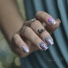 Nail art Fofura