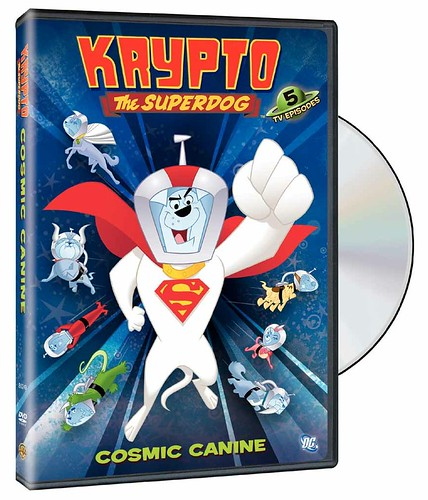 Superman Krypto the Superdog (2005–2006, 39odc) cover