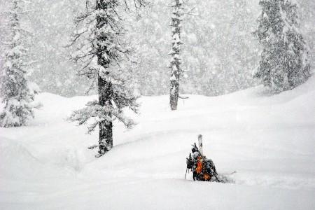 Nej: kde padá nejvíce sněhu na světě