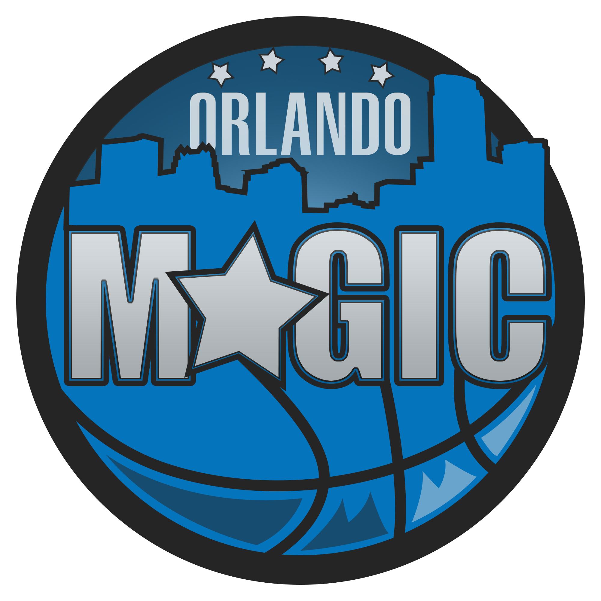 Orlando magic logo history