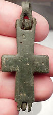Ancient Medieval Christian Byzantine Reliquary Cross circa 800-900AD i51577 #ancientcoins