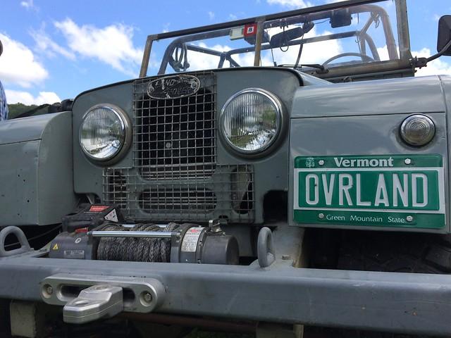 Vermont Overland GP