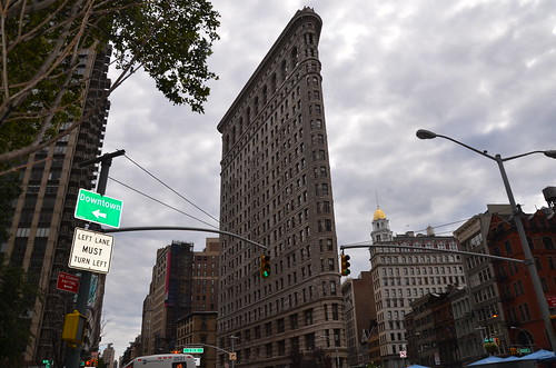 New York Flat Iron Building Aug 15 (4)