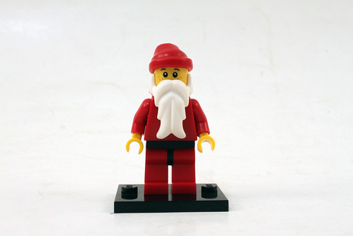 LEGO Seasonal Holiday Scene Magnet (853353)