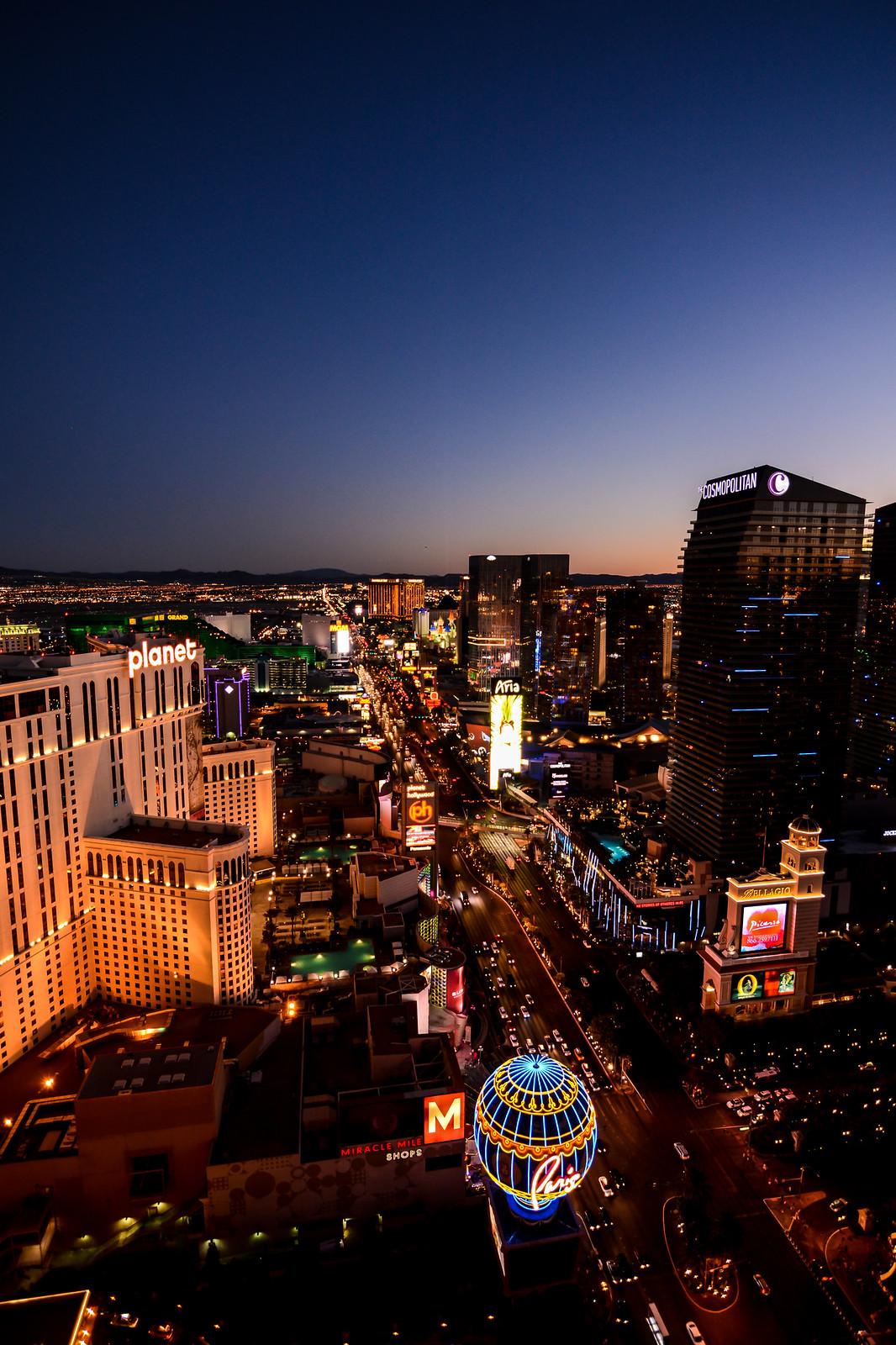 Las Vegas Blvd S