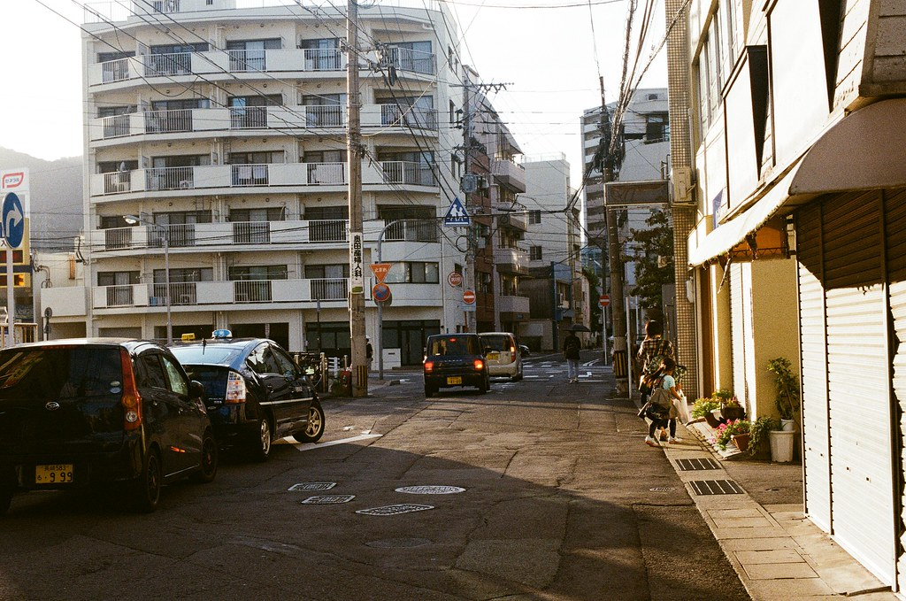銭座町 長崎 Nagasaki 2015/09/08 銭座町  Nikon FM2 Nikon AI Nikkor 50mm f/1.4S Kodak UltraMax ISO400 Photo by Toomore