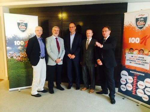 John Treacy Irish Sports Council photo