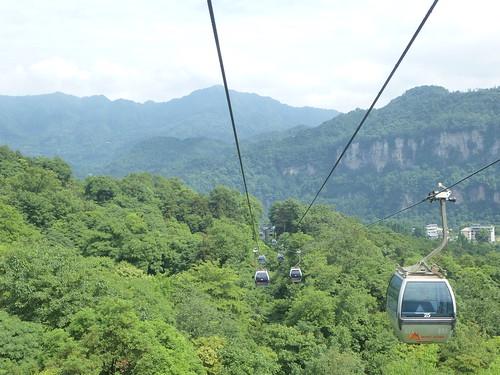 CH-Emeishan-Wannian-Téléphérique (2)