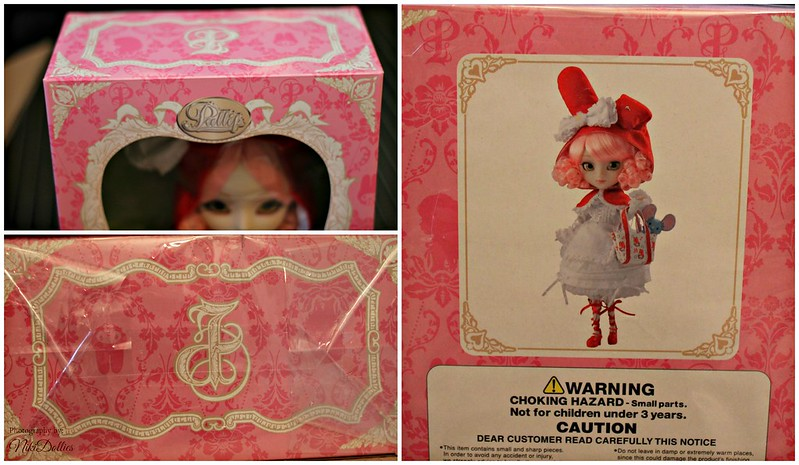 Pullip My Melody's box