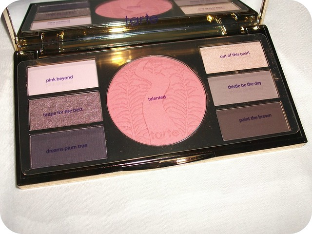Tarte Be Your Own Tarteist Palette Shades