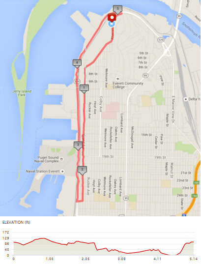 """Today""""s awesome walk, 5.14 miles in 1:27, 11,177 steps, 194ft gain"""