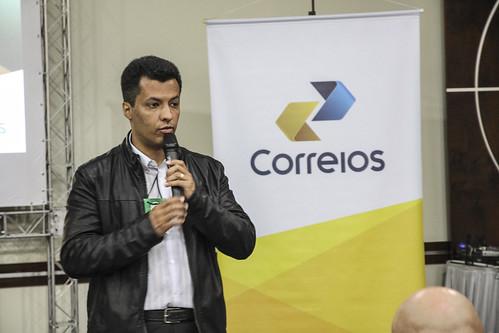 CORREIOS - Anderson Ferreira Martins - Curitiba - 01 de outubro de 2015 - Ciclo MPE.net