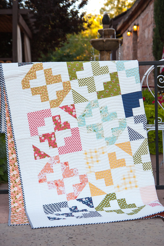 June Bug quilt by Vanessa Goertzen of Lella Boutique