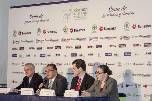 Imaatech ganador de 6ta. edición del Cleantech Challenge México (CTCM) 2015