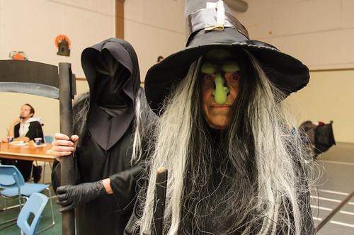 Cowichan Lake Halloween 2015