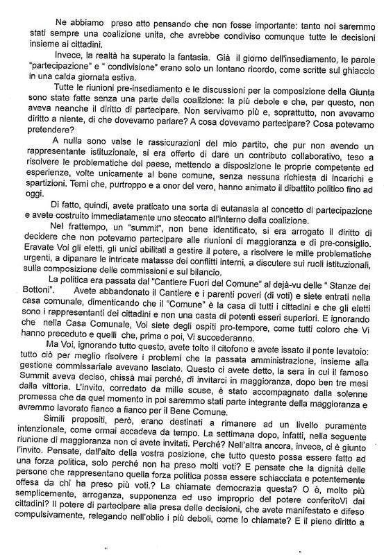 Casamassima- Lettera Forleo 3