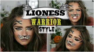Lioness Warrior Thumbnail