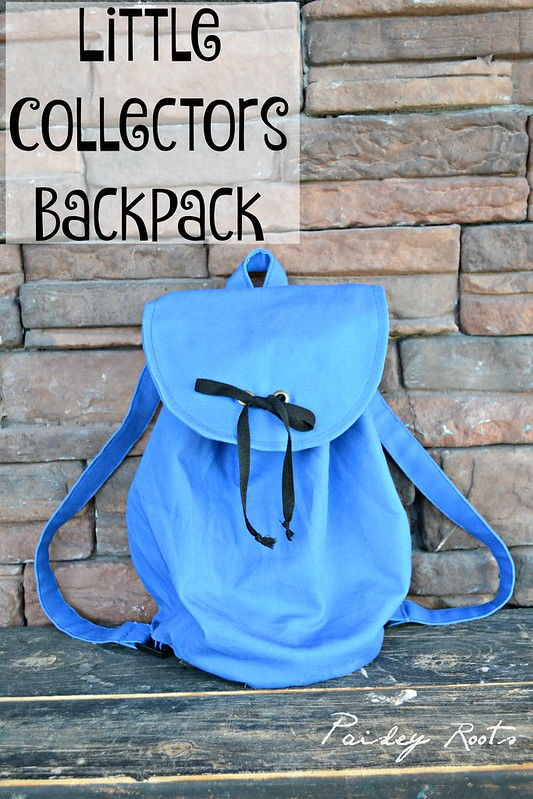Little Collector's Backpack