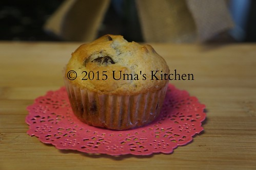 Chocolate Chip Muffin 2