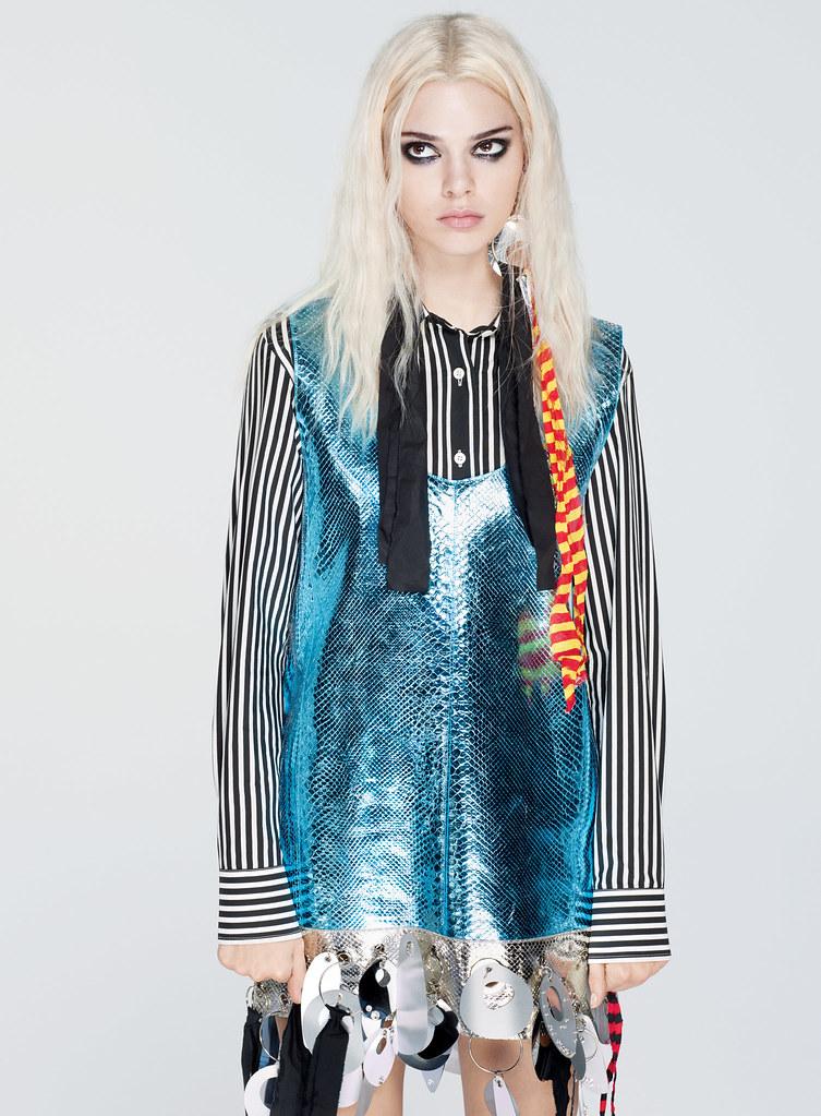 Кендалл Дженнер — Фотосессия для «Vogue» 2015 – 7