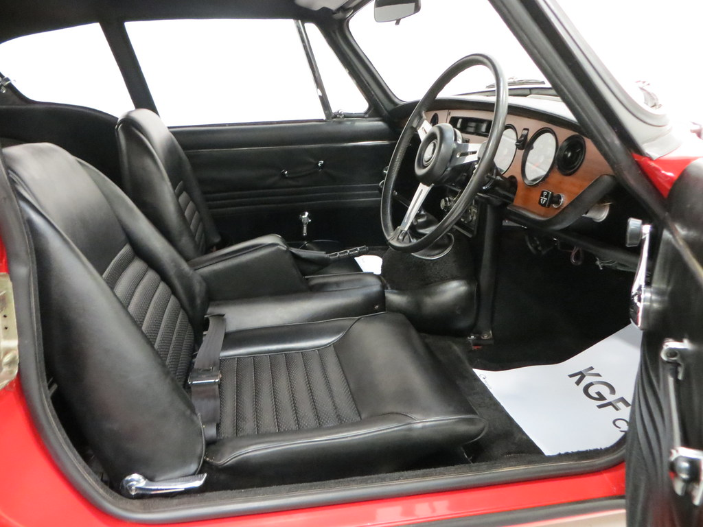 an ex concours triumph gt6 mk2 pe1 sold retro rides. Black Bedroom Furniture Sets. Home Design Ideas