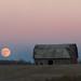 SuperMoon and Barn (Explore 11.15.16) by MacDonald_Photo