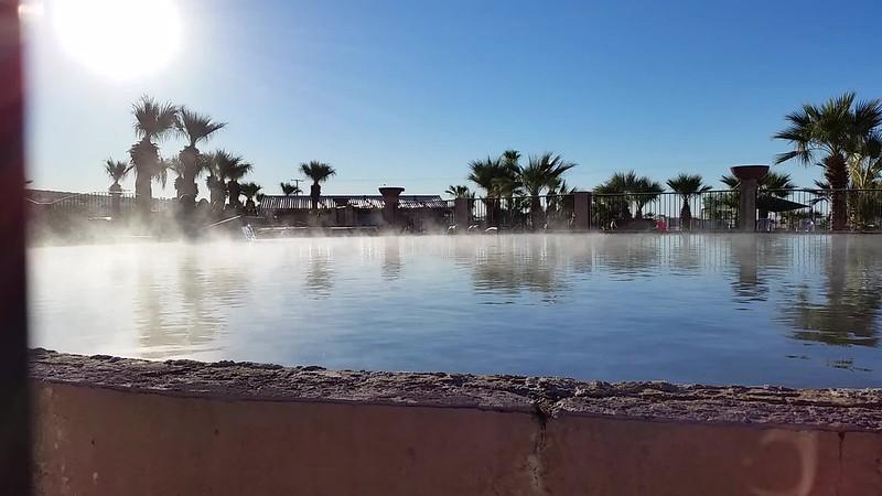 Glamis North Hot Springs Halloween 2015