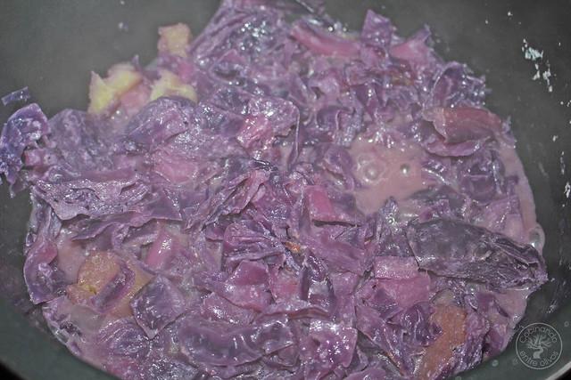 Crema de lombarda con panecillos de jamón y queso www.cocinandoentreolivos.com (24)