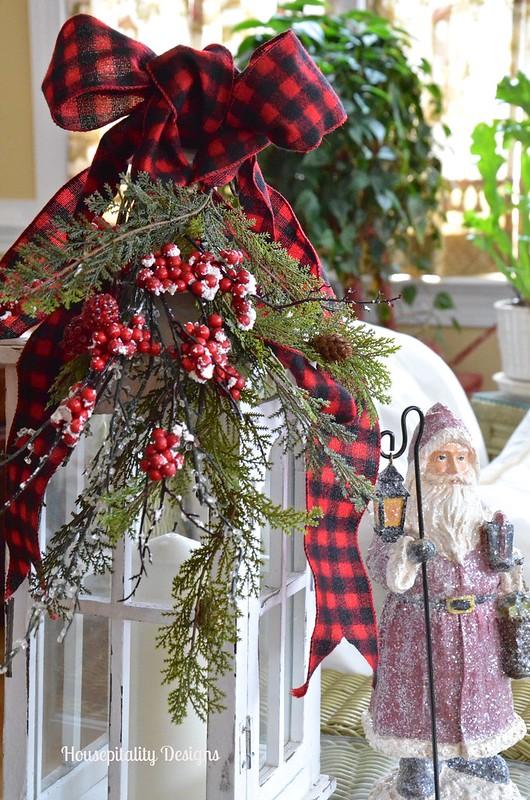 Christmas Lantern - Housepitality Designs