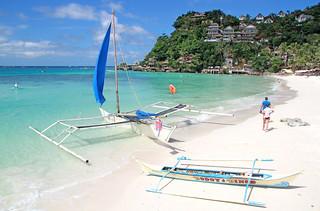 Diniwid Beach - Boracay