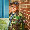 Staff Sergeant Lester Jones (U.S. Army – Retired) is a veteran of the Korean War and was a turret gunner. Initially, he trained on the newer Patton tanks in Japan, but when deployed to Korea to fight, he and his unit were stuck with the older M4 Sherman