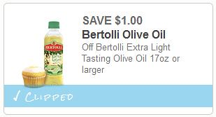 Bertolli Extra Light Tasting Olive Oil