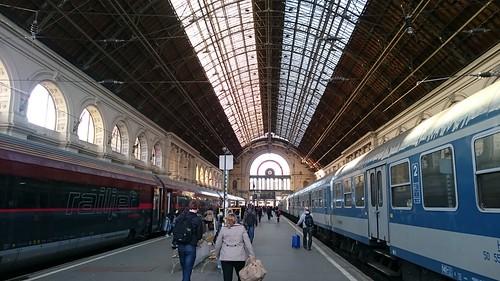Budapest east station