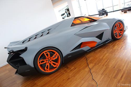Lamborghini Egoista 006