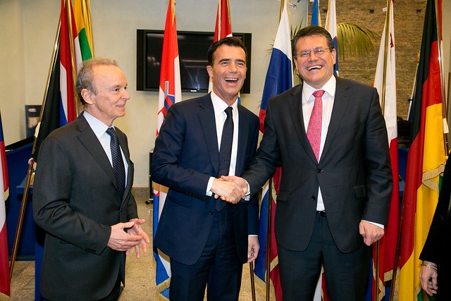 towards an effective European energy policy