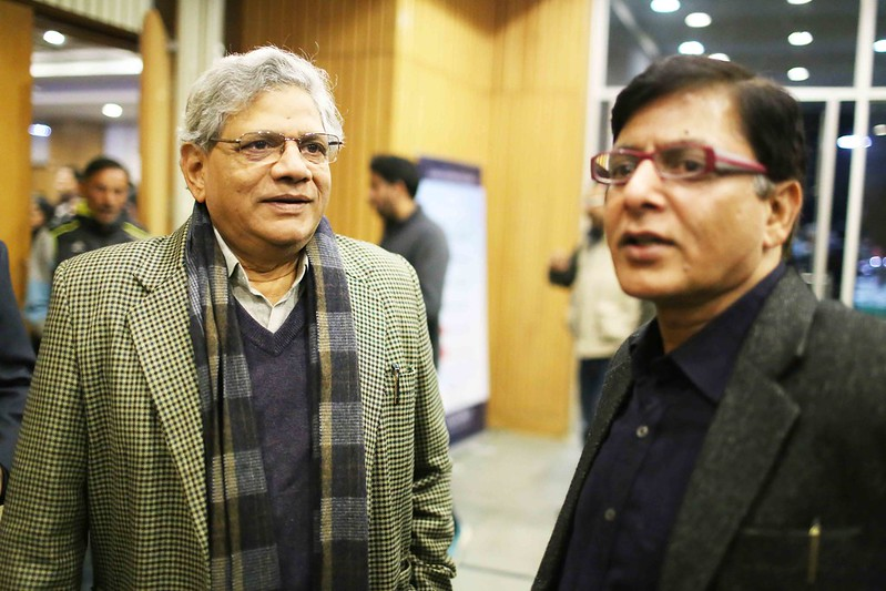 Netherfield Ball – Amartya Sen's Reception, India International Center