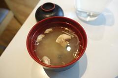Miso Soup @ Nagoya @ Paris