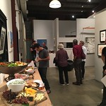 Art Exhibit Opening Event Enduring Endeavors