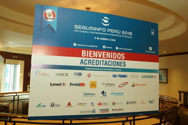 Segurinfo Perú 2016
