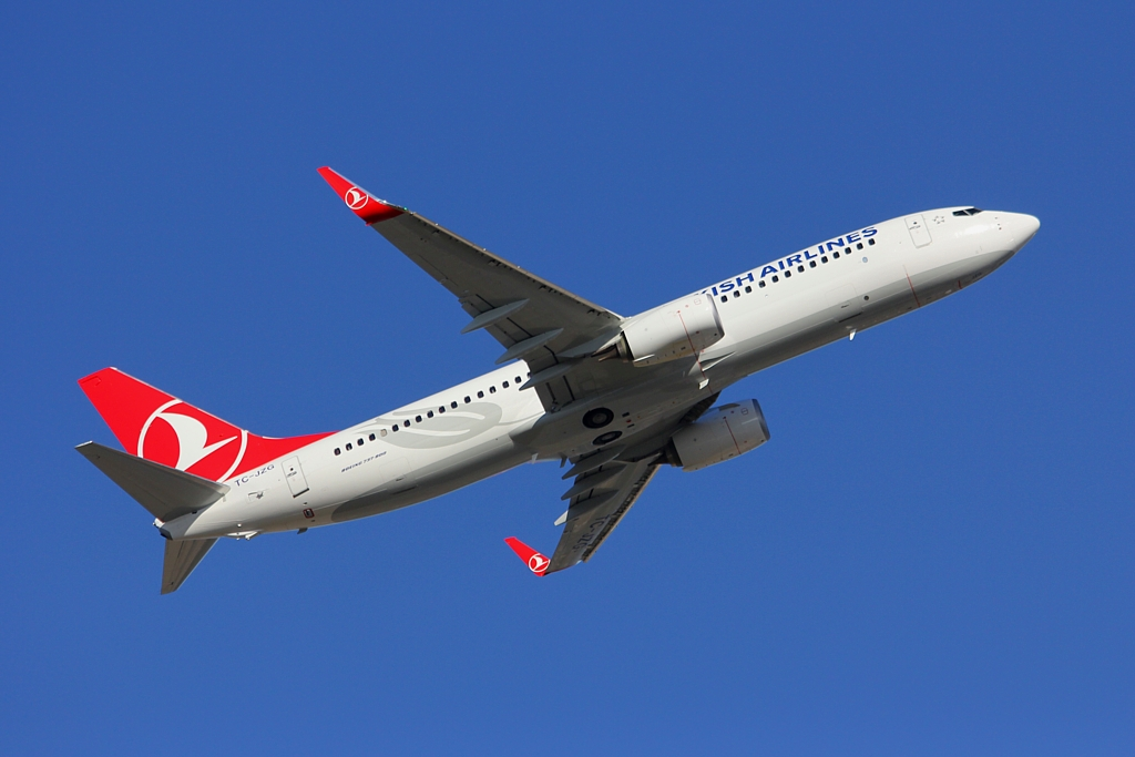 TC-JZG - B738 - Turkish Airlines