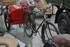 1955 -Victoria Herrenrad mit Anhänger _b