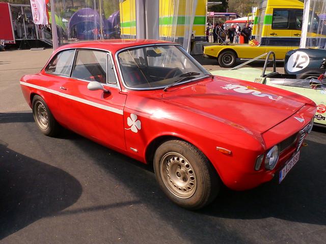 Alfa Romeo GTA 1300 Junior, Panasonic DMC-FZ38