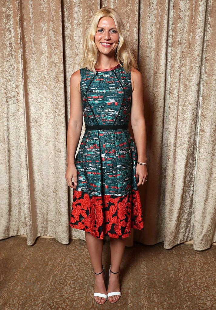 Клэр Дэйнс — Фотосессия для «Родина» на «Summer TCA» 2016 – 1