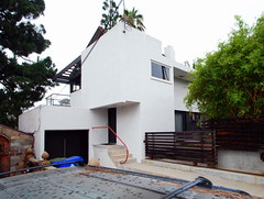 Yates Studio, R.M. Schindler, Architect, 1938-1947
